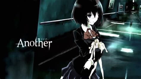 imagenes de anime another el secreto oscuro del anime another youtube