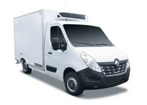 Renault Master Platform Cab New Refrigerated Utility Vehicles Trucks Semi Trailers