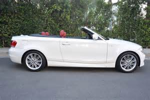 Bmw 128i Convertible 2011 Bmw 128i Convertible As New Condition California Car