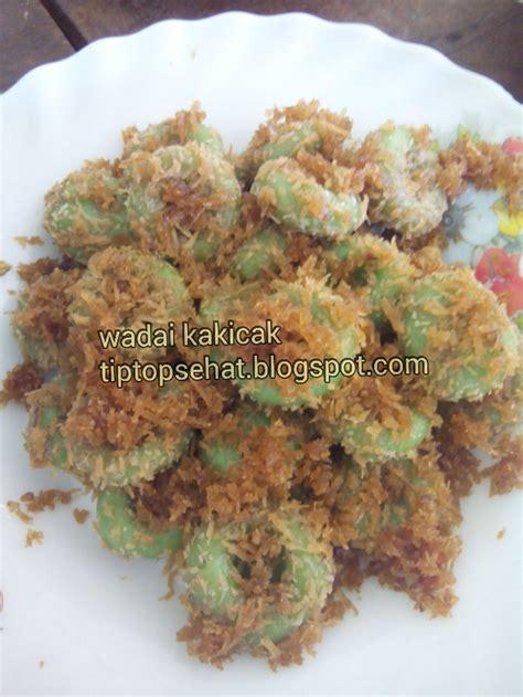 kue tradisional khas kalimantan tengahkalteng palangkaraya