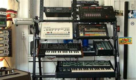 Rack Synth by Wiggler View Topic Multi Rack Keyboard Stands
