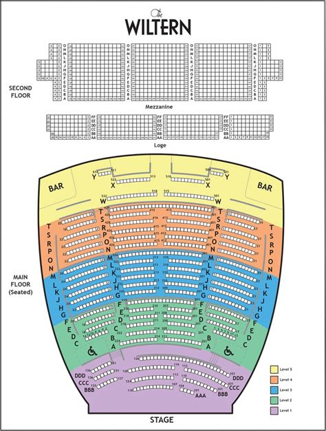 wiltern seating chart wiltern theater seating chart