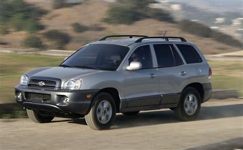 Santa Fe Hyundai 2005 by 2005 Hyundai Santa Fe Hd Pictures Carsinvasion