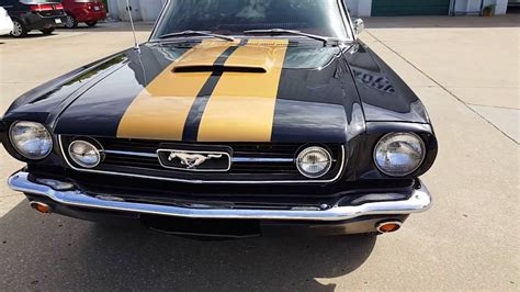 Hertz Shelby For Sale by 1966 Ford Mustang Shelby Gt350 Hertz Tribute 5spd For Sale