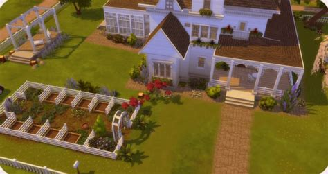 practical magic house by annabellee25 at tsr 187 sims 4 updates