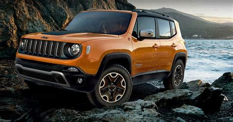 Omaha Jeep Jeep Renegade Omaha Orange Cars Bikes Buses