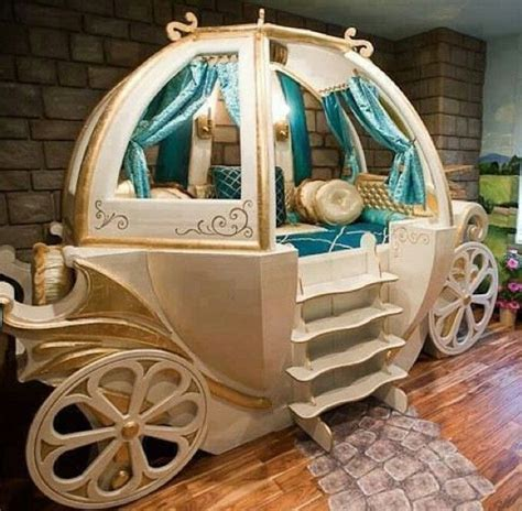 Cinderella Carriage Bed by Cinderella Carriage Bed Bedroom Nursery