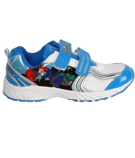 power rangers blue casual shoes for price in india