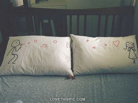 Pillow For Distance Couples by Pillows Pictures Photos And Images For