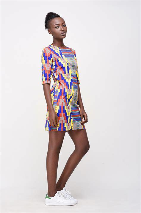 Duro Dresses by Osei Duro Muto Dress In Kente Wax Print Garmentory