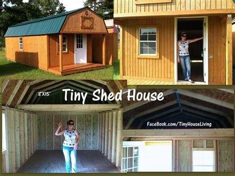 How To Turn A Shed Into A House by Tuff Shed Tiny Houses 384 Sq Ft Shed Converted Into Tiny