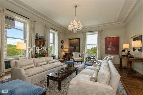 Livingroom Nyc the dakota gorgeous views architectural grandeur yoko