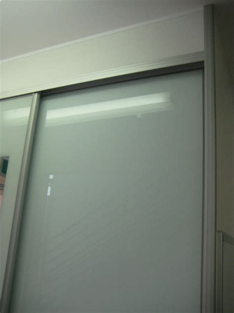 Glass Mirror Wardrobe Doors by Mirror And Glass Wardrobe Doors