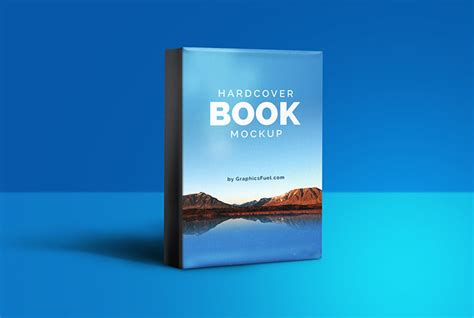 book cover template psd 15 free modern hardcover book mockups