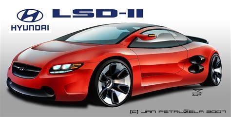 hyundai supercar hyundai design concept