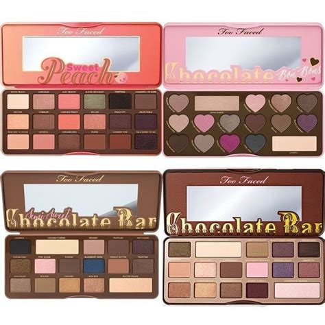 Chocolate And Palette best 25 chocolate palette ideas on faced