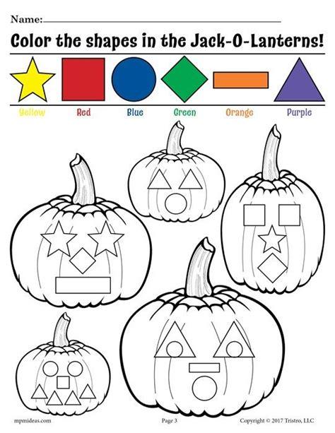printable jack o lantern craft free printable jack o lantern shapes coloring pages
