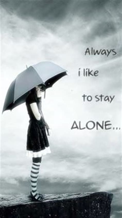 sad girl wallpaper zedge download sad quote wallpapers to your cell phone alone