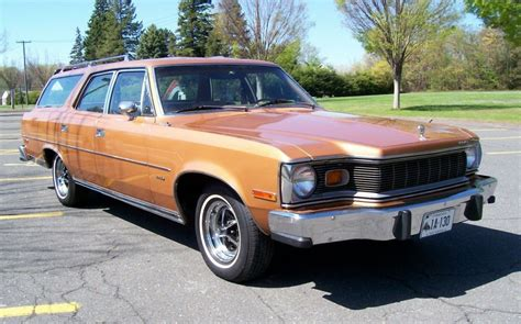 Rambler Home Coffin Nose 1977 Amc Matador Wagon