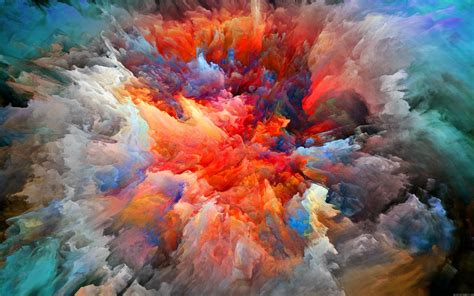 colorful explosion wallpaper wallpaper explosion of color paint my hd wallpapers