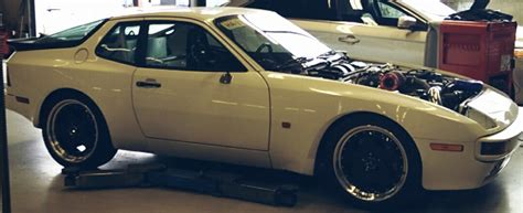 porsche 944 tuned 1jz swap 944 track porsche sry for the bad pic quality