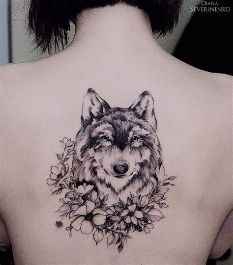 wolf henna tattoo designs together maybe m tattoos wolf