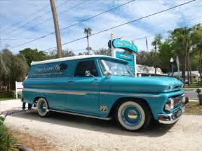 1966 chevy panel truck design