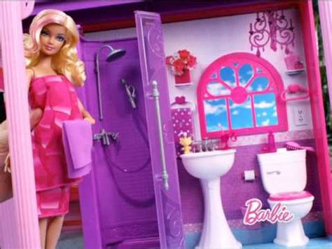 barbie house toys r us barbie 3 storey dream house at toys r us youtube