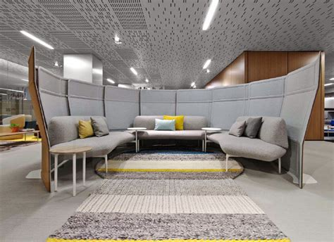 Collaborative Work Space by Haworth Patricia Urquiola Collaborate On Office Furniture