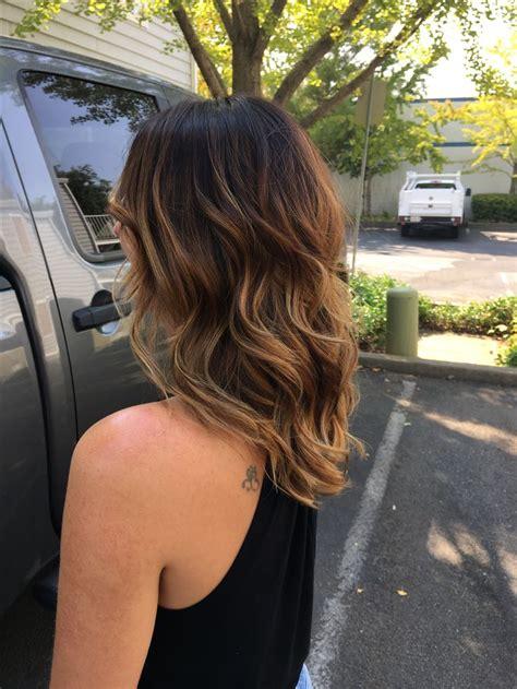 sombre short hairstyles best 25 short sombre hair ideas on pinterest beach wave