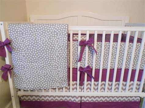 purple and teal baby bedding modern purple gray and teal baby girl crib bedding ready