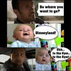 Rock Baby Meme - 100 best images about funny fitness quotes on pinterest