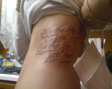tattoo on my ribs hurt rib cage hurts like hell tattoo