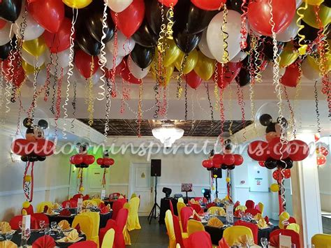 Mickey mouse clubhouse themed children s party decorations