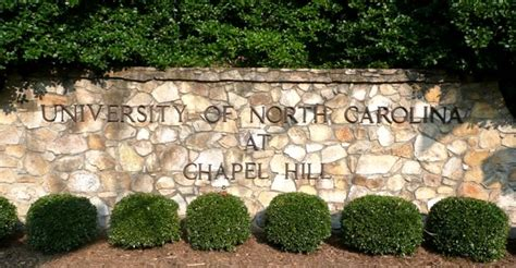 Unc Chapel Hill Mba Review by Unc Chapel Hill A Brief History