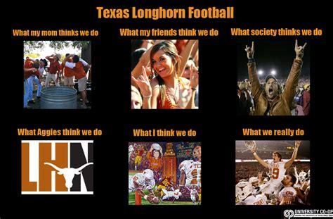 Texas Longhorn Memes - the university co op texas longhorn football