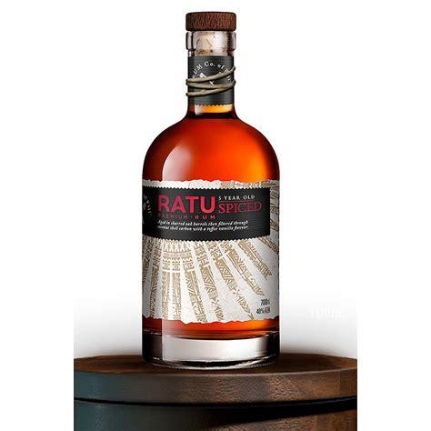 Premium Ratu ratu premium spiced rum 5 year