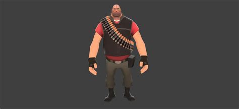 How Heavy Is A by Tf2 Heavy