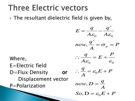 capacitors flux density capacitors flux density 28 images lecture 3 demos capacitor separation with distance ppt