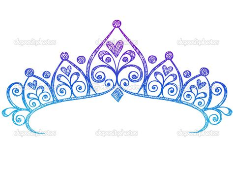 beauty queen crown clip art 41
