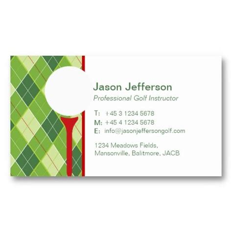 golf business card template 17 best images about brand identity on