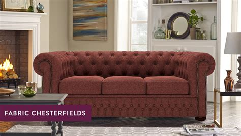 luxury chesterfield sofa fabric chesterfield sofas luxury tufted styles sofas