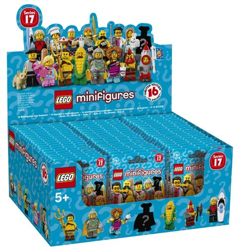 Lego Minifigure Series 17 Connoiseur more photos of lego minifigures series 17 revealed