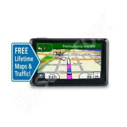 garmin nuvi 1370t with european mapping and lifetime map