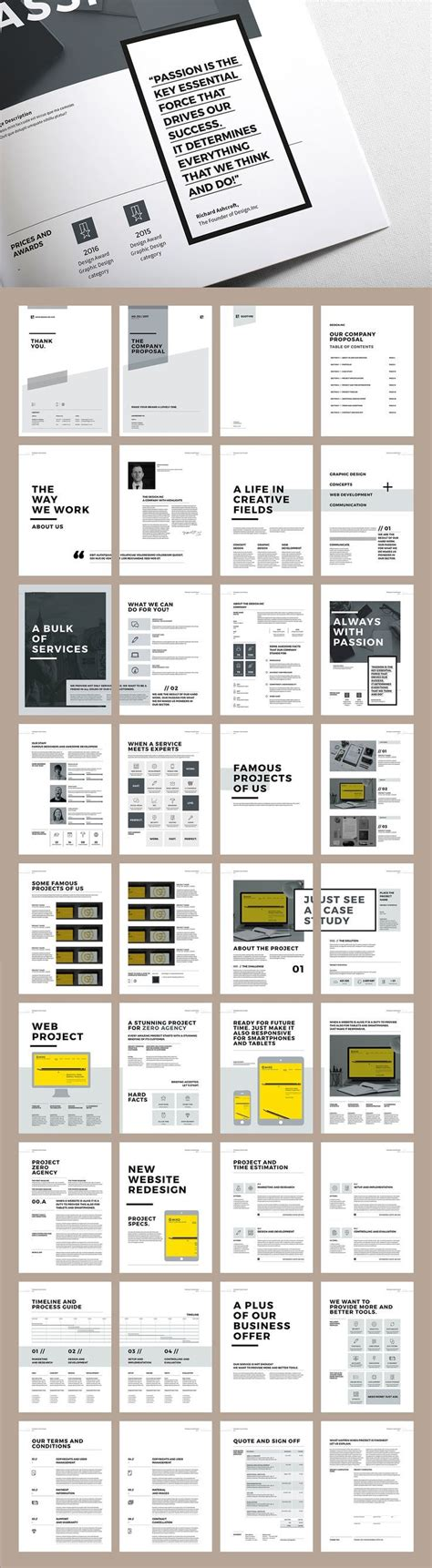 keynote brochure template 25 b 228 sta layoutdesign id 233 erna p 229 inspiration grafisk design poster layout och