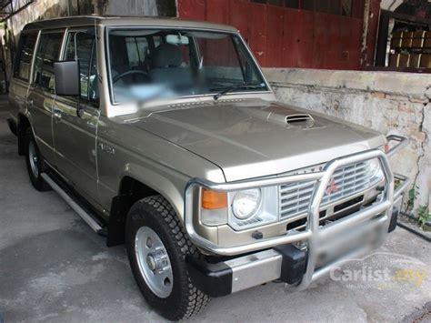 hayes auto repair manual 1988 mitsubishi pajero interior lighting mitsubishi pajero 1988 2 5 in perak manual wagon gold for rm 16 800 4247533 carlist my