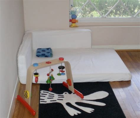 Montessori No Crib 1000 ideas about toddler floor bed on floor