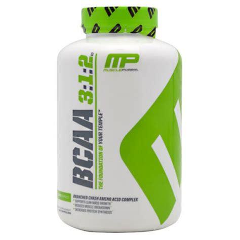 Mp Bcaa 240 Capsul Bcaa Mp3 pharm bcaa 3 1 2 essential amino acids