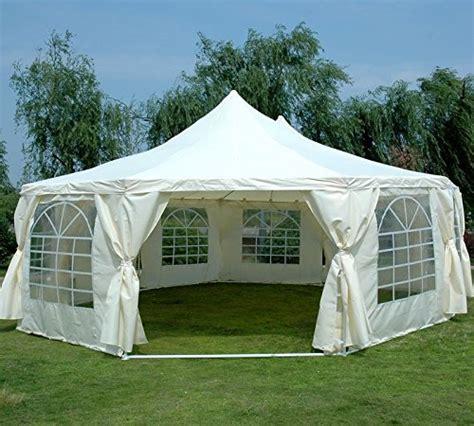 amazon com hercules canopy shelter party tent 18x20 w quictent 29 x21 decagonal party wedding tent gazebo