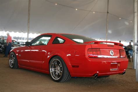 custom 2008 mustang 2008 ford mustang gt custom coupe 71546